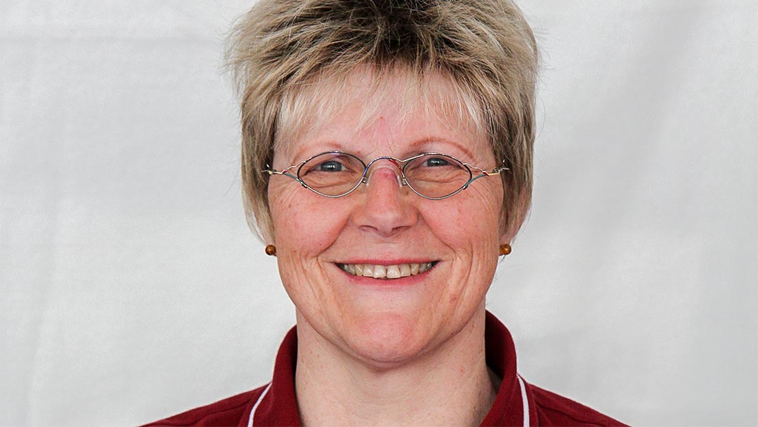 Petra Ohly - Leiterin der Sehschule